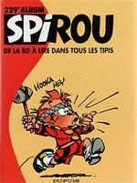 (RECUEIL) SPIROU (ALBUM DU JOURNAL) - Spirou album du journal  - Tome 229 - Grand format