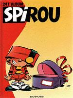 (RECUEIL) SPIROU (ALBUM DU JOURNAL) - Spirou album du journal  - Tome 241 - Grand format