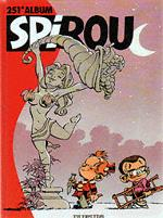 (RECUEIL) SPIROU (ALBUM DU JOURNAL) - Spirou album du journal  - Tome 251 - Grand format