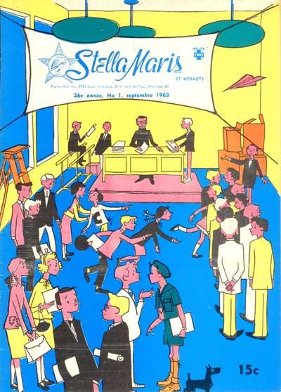 STELLA MARIS - 26e année, No 1  - Tome 26 (1) - Grand format