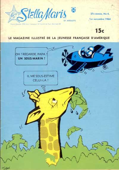 STELLA MARIS - 27e année, No 4  - Tome 27 (4) - Grand format