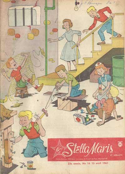 STELLA MARIS - 23e année, No 16  - Tome 23 (16) - Grand format