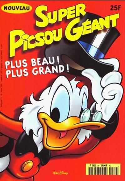 SUPER PICSOU GÉANT - Numéro 89  - Tome 89 - Grand format