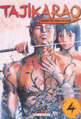 TAJIKARAO - L'ESPRIT DE MON VILLAGE - Tajikarao  - Tome 4 - Moyen format