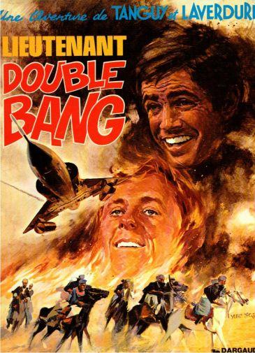 TANGUY ET LAVERDURE - Lieutenant Double Bang  - Tome 13 (a) - Grand format