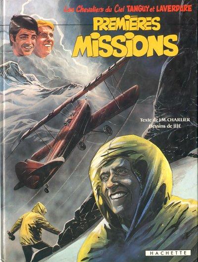 TANGUY ET LAVERDURE - Premières missions  - Tome 21 - Grand format