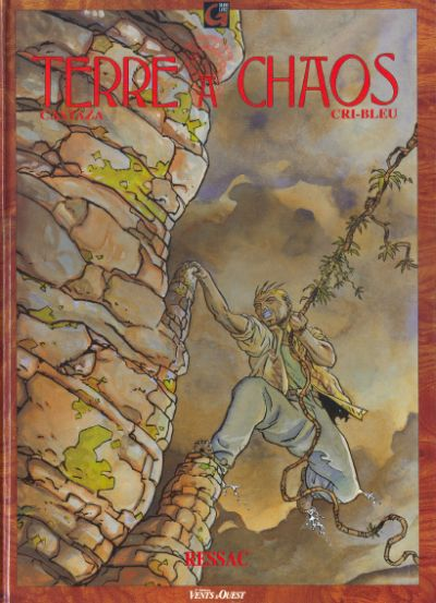 TERRE À CHAOS - Ressac  - Tome 2 - Grand format