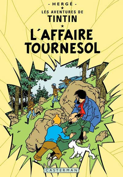 Tintin  -  L'affaire Tournesol  - Tome 18 (C5)