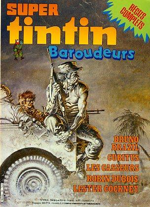 (RECUEIL) TINTIN SUPER - Baroudeurs  - Tome 23 - Grand format