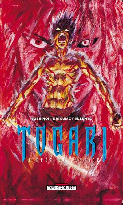 Togari, l'épée de justice Tome 7  - Tome 7