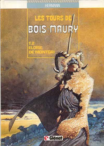 TOURS DE BOIS-MAURY (LES) - Eloïse de Montgri  - Tome 2 - Grand format