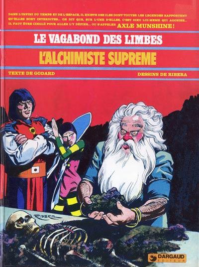 VAGABOND DES LIMBES (LE) - L'alchimiste suprême  - Tome 5 - Grand format