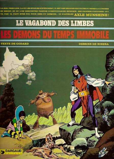 VAGABOND DES LIMBES (LE) - Les démons du temps immobile  - Tome 4 - Grand format