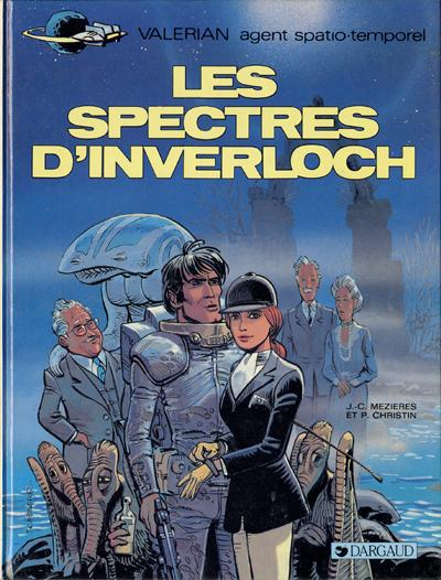 VALÉRIAN - Les spectres d'Inverloch  - Tome 11 - Grand format