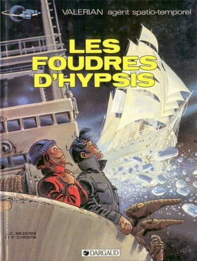VALÉRIAN - Les foudres d'Hypsis  - Tome 12 - Grand format