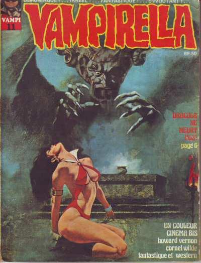 VAMPIRELLA (PUBLICNESS) - N°11  - Tome 11 - Grand format
