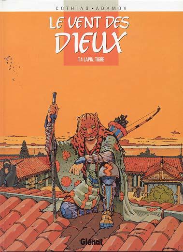 VENT DES DIEUX (LE) - Lapin-Tigre  - Tome 4 (a) - Grand format