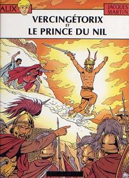 ALIX (EDITIONS FRANCE LOISIRS) - Vercingétorix/Le prince du Nil  - Tome 11 (18) - Grand format