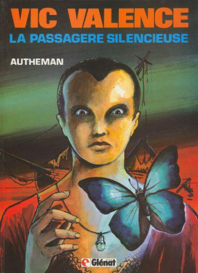 VIC VALENCE - La passagère silencieuse  - Tome 2 - Grand format