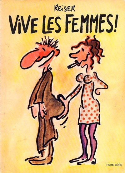 VIVE LES FEMMES! - Vive les femmes!  - Tome 1 - Grand format