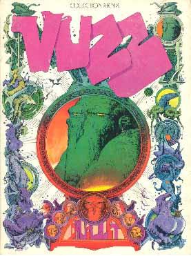 VUZZ - Vuzz  - Tome 1 - Grand format