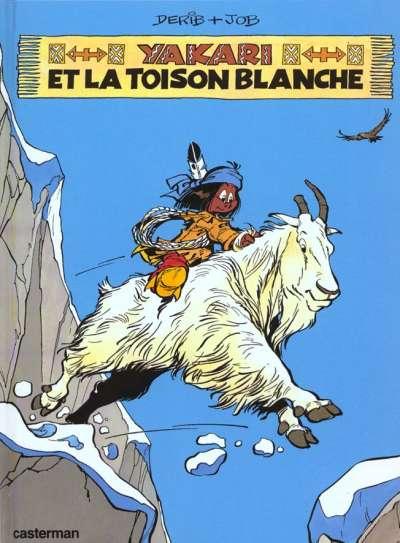 YAKARI - La toison blanche  - Tome 11 (a) - Grand format