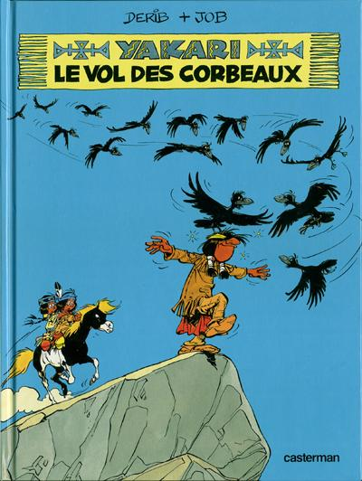 YAKARI - Le vol des corbeaux  - Tome 14 (a) - Grand format