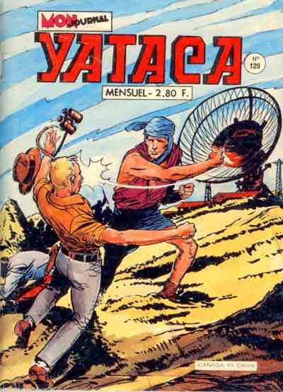YATACA - Des sardines qui valent de l'or  - Tome 129 - Moyen format