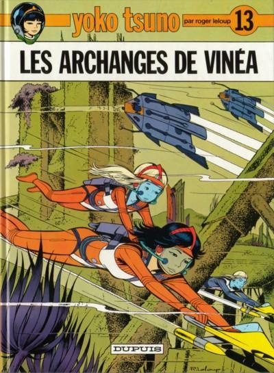 YOKO TSUNO - Les archanges de Vinéa  - Tome 13 (a) - Grand format