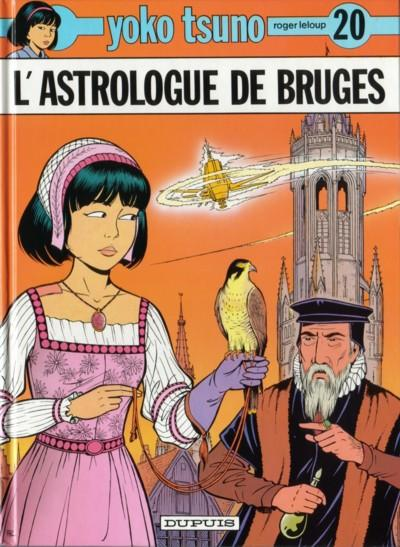 YOKO TSUNO - L'astrologue de Bruges  - Tome 20 - Grand format