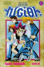 YU-GI-OH ! - Volume 4  - Tome 4 - Moyen format