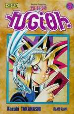 YU-GI-OH ! - Volume 5  - Tome 5 - Moyen format