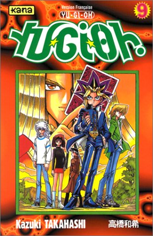 YU-GI-OH ! - Volume 9  - Tome 9 - Moyen format