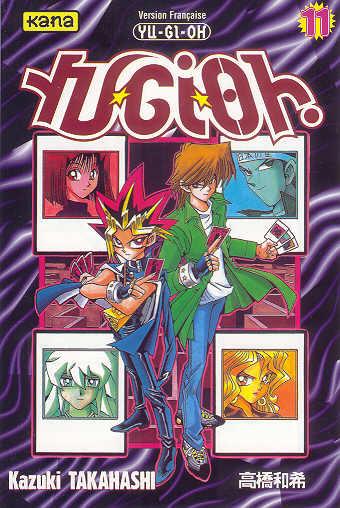 YU-GI-OH ! - Volume 11  - Tome 11 - Moyen format