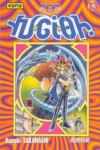 YU-GI-OH ! - Volume 13  - Tome 13 - Moyen format