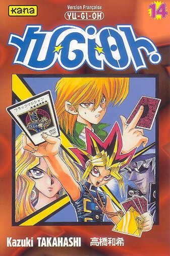 yu-gi-oh ! volume 14  - tome 14