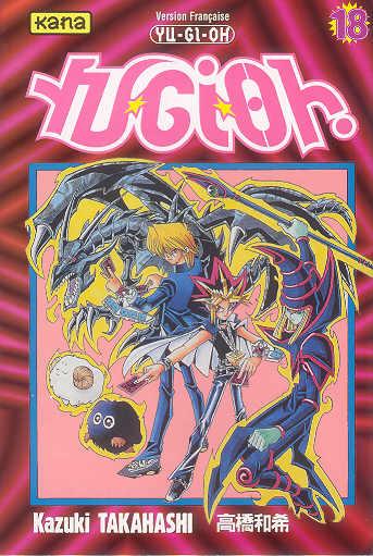 YU-GI-OH ! - Volume 18  - Tome 18 - Moyen format