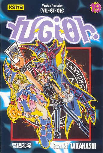 YU-GI-OH ! - Volume 19  - Tome 19 - Moyen format