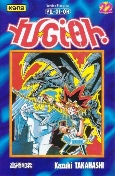 YU-GI-OH ! - Volume 22  - Tome 22 - Moyen format