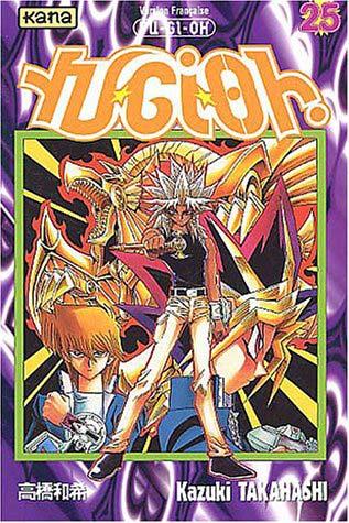 YU-GI-OH ! - Volume 25  - Tome 25 - Moyen format