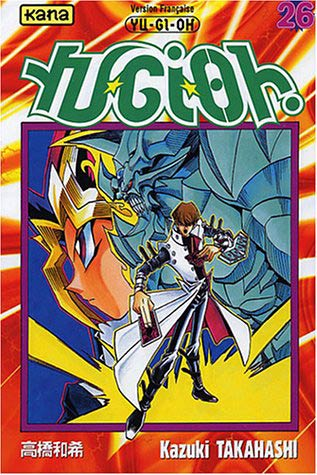 YU-GI-OH ! - Volume 26  - Tome 26 - Grand format
