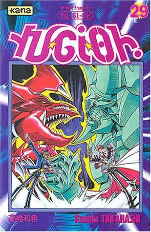 Yu-Gi-Oh ! Volume 29  - Tome 29