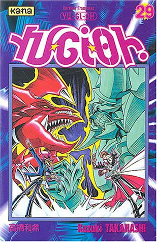 YU-GI-OH ! - Volume 29  - Tome 29 - Moyen format