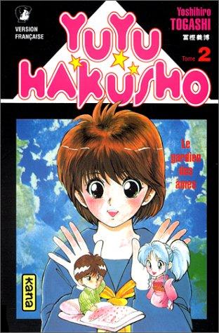 Yuyu Hakusho - Le gardien des âmes Tome 2  - Tome 2