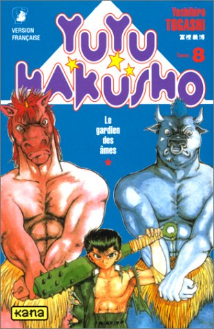 Yuyu Hakusho - Le gardien des âmes Tome 8  - Tome 8