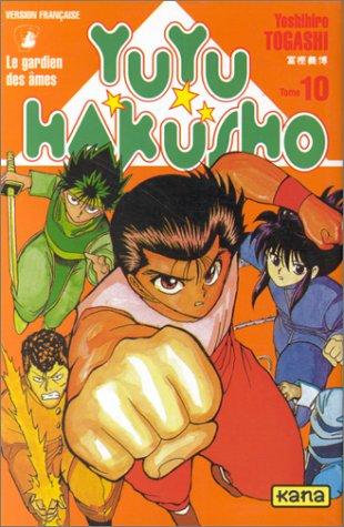 yuyu hakusho - le gardien des âmes tome 10  - tome 10