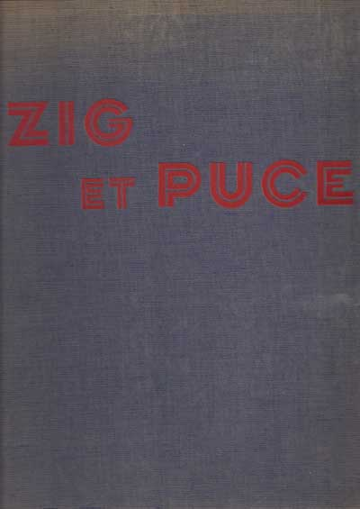 ZIG ET PUCE (STOCK) - Intgrale - Grand format