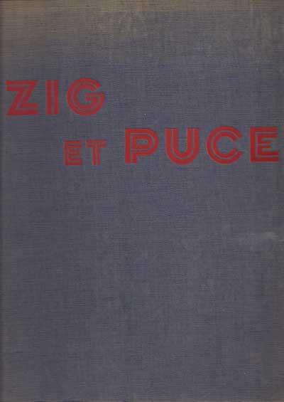 ZIG ET PUCE (STOCK) - Intégrale - Grand format